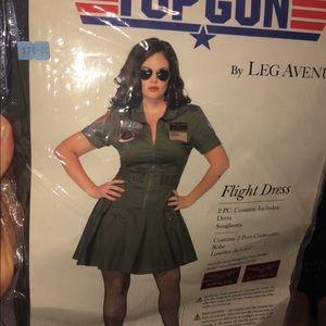 Top Gun Costume - Women's